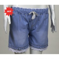 `Denim Shorts 牛仔短裤