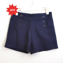 High Waist Tailor Shorts 高腰短裤