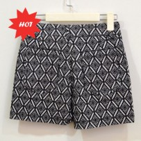Graphic-Printed Shorts 图文印短裤