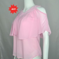 Korean Chiffon Top 雪纺上衣