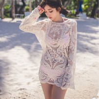 Reserved Lace embroider Flower blouse