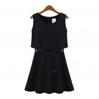 Reserved black little dress