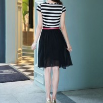 Reserved Stripe One Dress