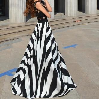 Reserved Maxi Stripe Dress