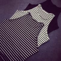 Desfry Retro Stripe Vest