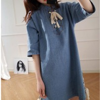 DesFry Denim Leisure Dress