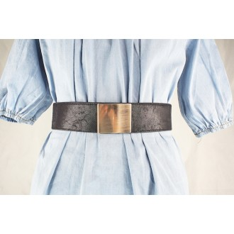 -Elastic Waistband Belt 松紧腰带