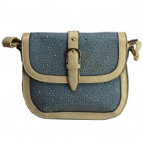 DesFry Denim Ladies Handbag