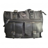 DesFry Men's Nlyor PU Handbag