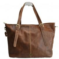 DesFry Full Leather Men's Handbag